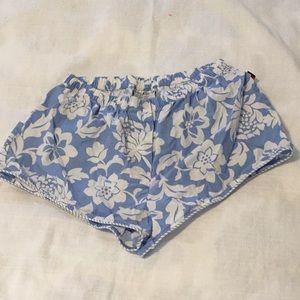 Sleep/lounge shorts